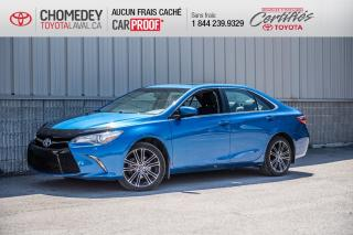 Used 2016 Toyota Camry édition Sp for sale in Laval, QC