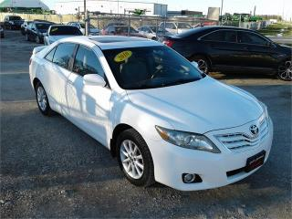 Used 2010 Toyota Camry XLE for sale in Oak Bluff, MB