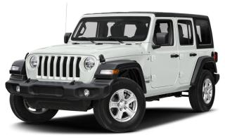 New 2019 Jeep Wrangler Unlimited Sahara for sale in Surrey, BC