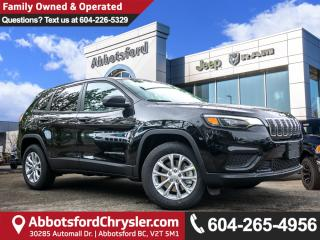 New 2019 Jeep Cherokee Sport - Heated Seats for sale in Abbotsford, BC
