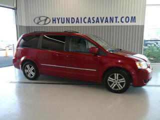 Used 2010 Dodge Grand Caravan Familiale 4 portes SE for sale in St-Hyacinthe, QC