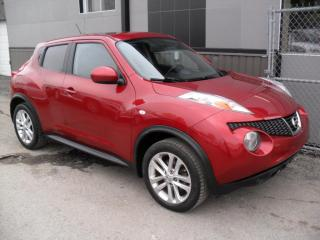 Used 2012 Nissan Juke SL 4x4 FULL CUIR TOIT GPS RECUL + GARANT for sale in Laval, QC