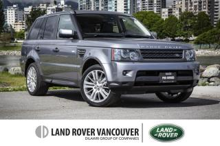 Used 2011 Land Rover Range Rover Sport V8 HSE for sale in Vancouver, BC