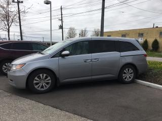 Used 2016 Honda Odyssey EX-L Sold Pending Customer Pick Up...Bluetooth, Back Up Camera, Navigation, and More! for sale in Waterloo, ON