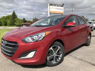 Used 2016 Hyundai Elantra GT GLS 6-Speed Manual Loaded with Panorama Roof, Heated Seats, Bluetooth, Pwr Seat, Pwr Windows, Alloys and for sale in Kemptville, ON
