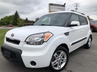 Used 2011 Kia Soul 2.0L 2u Auto, Air, Cruise, Heated Seats, Bluetooth and Alloy Wheels! for sale in Kemptville, ON