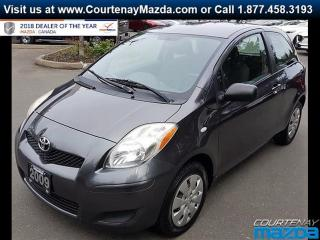 Used 2009 Toyota Yaris 3-door Hatchback RS 4A for sale in Courtenay, BC
