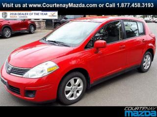 Used 2009 Nissan Versa Hatchback 1.8 S at for sale in Courtenay, BC