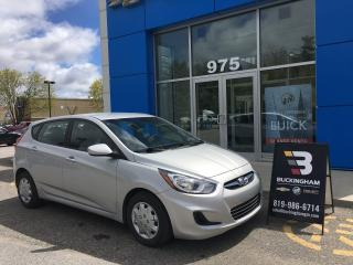 Used 2014 Hyundai Accent for sale in Gatineau, QC
