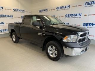 Used 2016 RAM 1500 SXT V8 for sale in St-Raymond, QC