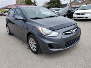 Used 2013 Hyundai Accent L for sale in Kemptville, ON