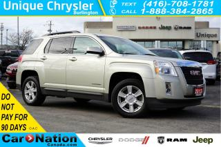 Used 2013 GMC Terrain SLE-2| DVD| REAR CAM| PIONEER| HEATED SEATS for sale in Burlington, ON