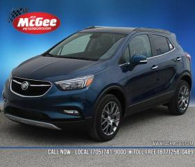 New 2019 Buick Encore Sport Touring for sale in Peterborough, ON