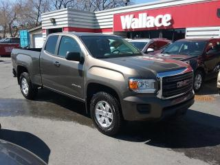 Used 2015 GMC Canyon Extended Cab 4x4 for sale in Ottawa, ON