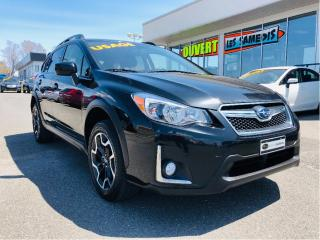 Used 2016 Subaru XV Crosstrek TOURING PACKAGE for sale in Lévis, QC