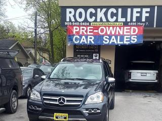 Used 2010 Mercedes-Benz GL-Class 4MATIC 4dr GL 350 BlueTEC for sale in Markham, ON