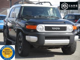 Used 2007 Toyota FJ Cruiser 4WD AT C-Package for sale in Ottawa, ON