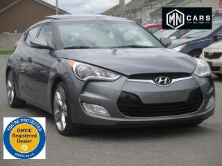 Used 2015 Hyundai Veloster Tech Package 6MT for sale in Ottawa, ON