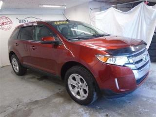 Used 2014 Ford Edge Sel, Cuir, Toit, Gps for sale in Ancienne Lorette, QC