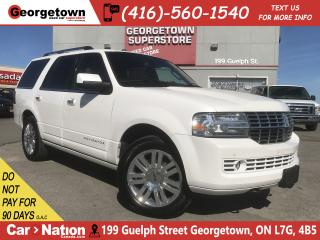 Used 2013 Lincoln Navigator Limited Edition | NAVI | DVD | 4X4 | V8 | SUNROOF for sale in Georgetown, ON