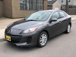 Used 2012 Mazda MAZDA3 for sale in Hamilton, ON