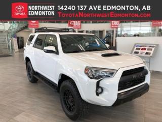 New 2019 Toyota 4Runner SR5 V6 | TRD Pro for sale in Edmonton, AB
