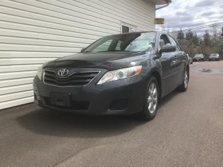 Used 2010 Toyota Camry for sale in Moncton, NB