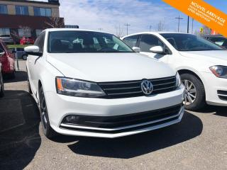 Used 2016 Volkswagen Jetta COMFORTLINE 1.4 for sale in Québec, QC