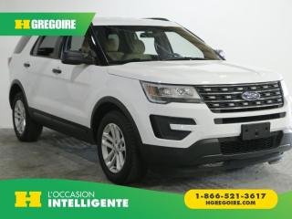 Used 2016 Ford Explorer AWD 7 PASSAGERS for sale in St-Léonard, QC