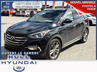 Used 2017 Hyundai Santa Fe Sport 2.0t Se Awd Cuir for sale in Gatineau, QC