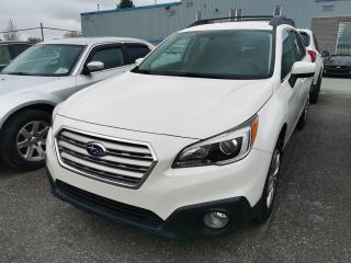 Used 2016 Subaru Outback BLUETOOTH / AWD / AC for sale in Sherbrooke, QC