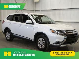 Used 2016 Mitsubishi Outlander ES AWD A/C-GR for sale in St-Léonard, QC