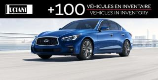 Used 2019 Infiniti Q50 for sale in Montréal, QC