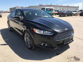 Used 2016 Ford Fusion Titanium for sale in Winnipeg, MB