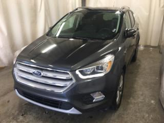 Used 2018 Ford Escape Titanium for sale in Winnipeg, MB