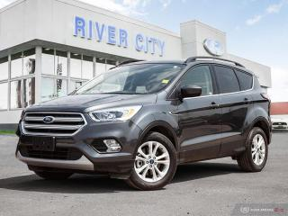 Used 2018 Ford Escape SEL for sale in Winnipeg, MB