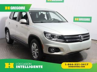 Used 2012 Volkswagen Tiguan Trendline 4Motion for sale in St-Léonard, QC
