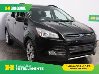 Used 2015 Ford Escape SE AWD A/C MAGS CAM for sale in St-Léonard, QC