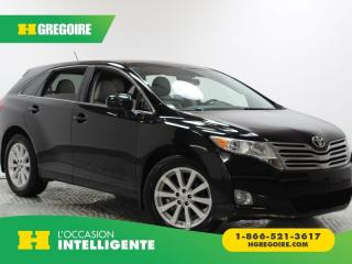Used 2012 Toyota Venza 4DR WGN AWD TOIT for sale in St-Léonard, QC