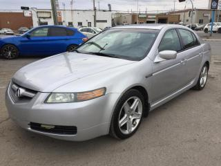 Used 2006 Acura TL 3.2 Berline 4 portes BA for sale in Montréal-Nord, QC