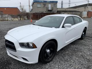 Used 2011 Dodge Charger POLICE PACK for sale in Montréal-Nord, QC