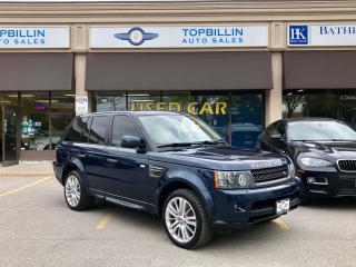 Used 2011 Land Rover Range Rover Sport LUX for sale in Vaughan, ON