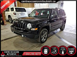 Used 2015 Jeep Patriot High Altitude 4X4 CUIR + TOIT + MAGS for sale in Blainville, QC