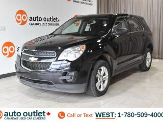 Used 2015 Chevrolet Equinox LS, AWD, POWER WINDOWS & SEATS, STEERING WHEEL CONTROLS, CRUISE CONTROL, AM/FM RADIO, A/C for sale in Edmonton, AB