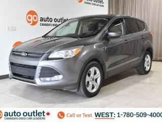 Used 2014 Ford Escape SE, FWD, POWER WINDOWS, STEERING WHEEL CONTROLS, CRUISE CONTROL, AM/FM RADIO, SATELLITE RADIO, A/C, HEATED FRONT SEATS for sale in Edmonton, AB