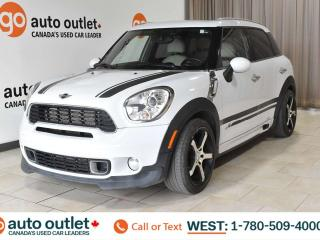 Used 2011 MINI Cooper Countryman AWD, POWER WINDOWS, STEERING WHEEL CONTROLS, CRUISE CONTROL, A/C, HEATED FRONT SEATS, AM/FM RADIO, SUNROOF for sale in Edmonton, AB