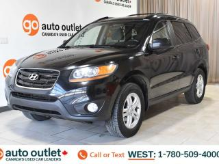 Used 2010 Hyundai Santa Fe ONE OWNER!!! FWD, POWER WINDOWS, STEERING WHEEL CONTROLS, CRUISE CONTROL, AM/FM RADIO, SATELLITE RADIO, BLUETOOTH/HANDSFREE for sale in Edmonton, AB