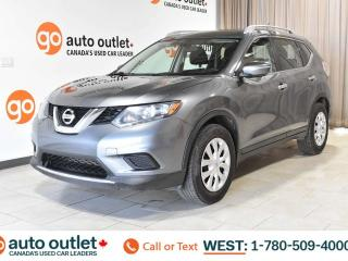Used 2015 Nissan Rogue FWD, POWER WINDOWS, STEERING WHEEL CONTROLS, CRUISE CONTROL, A/C, AM/FM RADIO, SATELLITE RADIO, BACKUP CAMERA for sale in Edmonton, AB