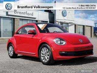 Used 2013 Volkswagen Beetle Coupe Comfortline TDI 6sp at Tip for sale in Brantford, ON