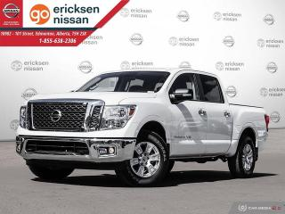 Used 2018 Nissan Titan SV 4x4 Crew Cab BRAND NEW for sale in Edmonton, AB